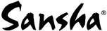 Sansha Logo Ballettschläppchen Leinen