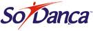 Sodanca Logo Ballettschuhe und Ballettanzug